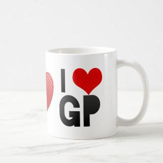 I Love GP Coffee Mug