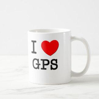 I Love Gps Coffee Mug
