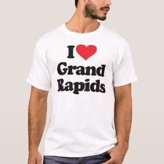 I Love Grand Rapids T-Shirt