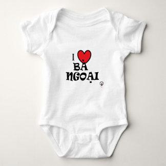 I love grandma (in Vietnamese) Baby Bodysuit