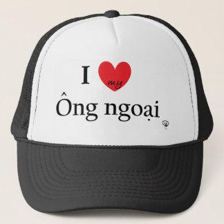 I love grandpa cap (in Vietnamese)