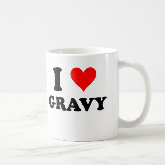 I Love Gravy Coffee Mug