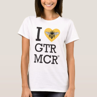 I love Greater Manchester T-Shirt