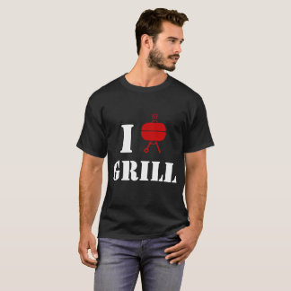 I LOVE GRILL T-Shirt