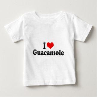 I Love Guacamole Baby T-Shirt