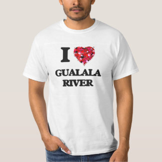 I love Gualala River California T-Shirt