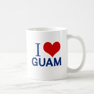 I Love Guam Coffee Mug