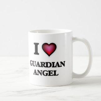 I love Guardian Angel Coffee Mug
