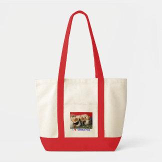 I Love Guinea Pigs Bag