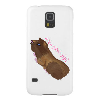 I love guinea pigs! cases for galaxy s5