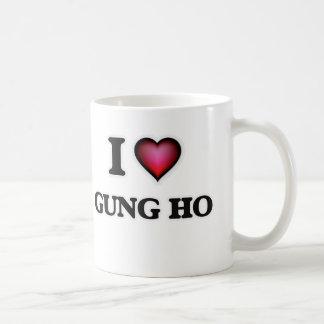 I love Gung Ho Coffee Mug