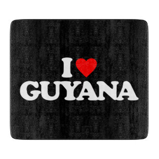I LOVE GUYANA BOARDS