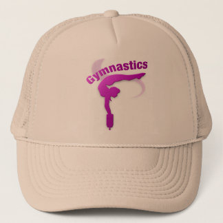 I Love Gymnastics #12 Trucker Hat