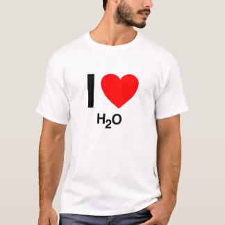 i love h2o T-Shirt