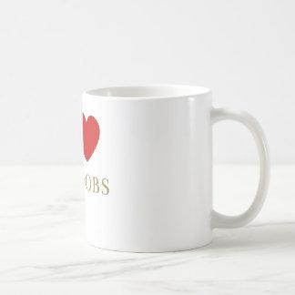 I love haboobs coffee mug