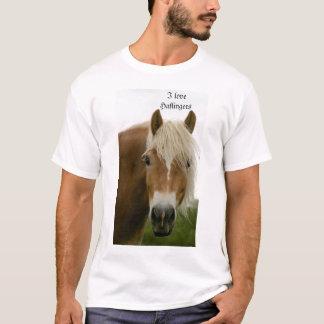 I love Haflingers T-Shirt