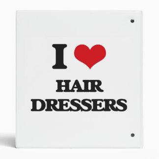 I love Hair Dressers Binders