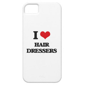 I love Hair Dressers iPhone 5 Cover