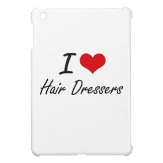 I love Hair Dressers iPad Mini Cover