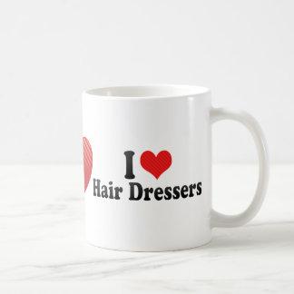 I Love Hair Dressers Mug