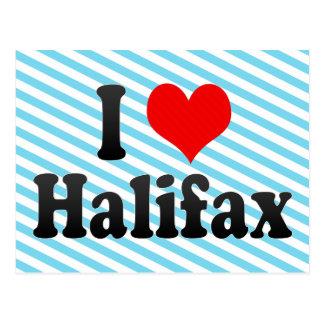 I Love Halifax, Canada. I Love Halifax, Canada Postcard