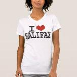 I love Halifax Tee Shirts
