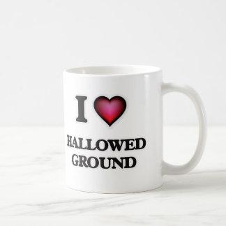 I love Hallowed Ground Coffee Mug