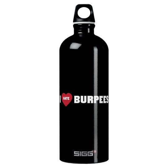 I Love/Hate Burpees