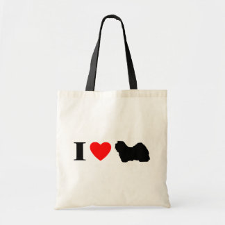 I Love Havanese Bag