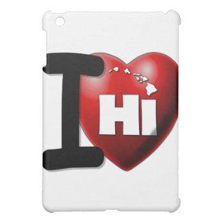 I Love Hawaii - I Heart Hawaii iPad Mini Cases