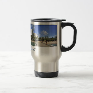 I Love Hawaii Travel Mug