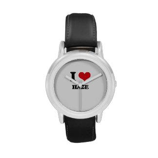 I love Haze Wristwatches