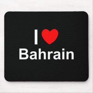 I Love Heart Bahrain Mouse Pad