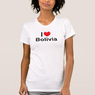 I Love Heart Bolivia T-Shirt