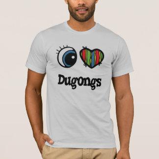 I Love (Heart) Dugongs T-Shirt