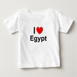 I Love Heart Egypt Baby T-Shirt