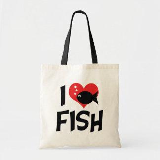 I Love Heart Fish - Aquarium Lovers