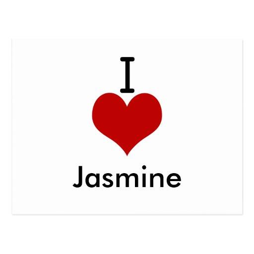 jasmine 3d name