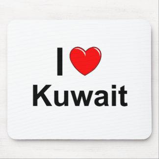 I Love Heart Kuwait Mouse Pad
