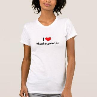 I Love Heart Madagascar T-Shirt