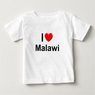 I Love Heart Malawi Baby T-Shirt