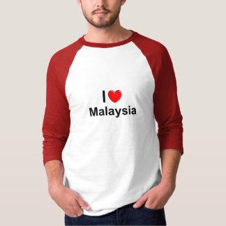 I Love Heart Malaysia T-Shirt
