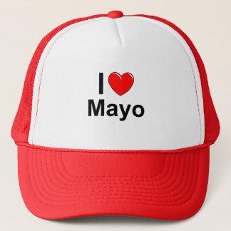 I Love Heart Mayo Trucker Hat