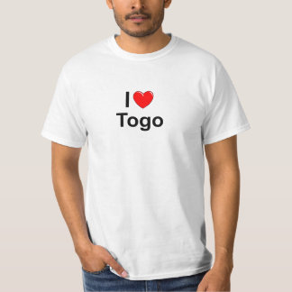 I Love Heart Togo T-Shirt