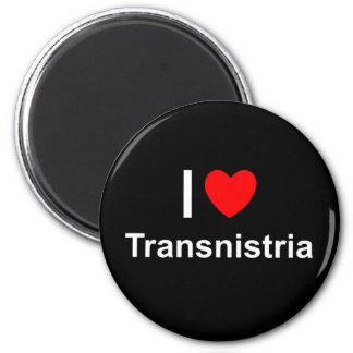 I Love Heart Transnistria Magnet