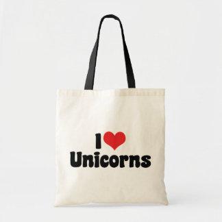 I Love Heart Unicorns