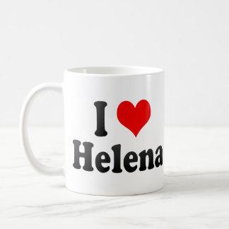 I Love Helena, United States Coffee Mug