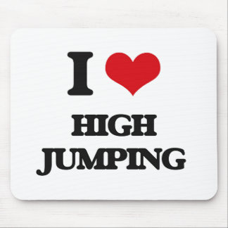 I love High Jumping Mouse Pad
