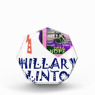 I Love Hillary Clinton for USA President Heart art