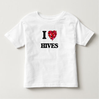 I Love Hives T Shirt